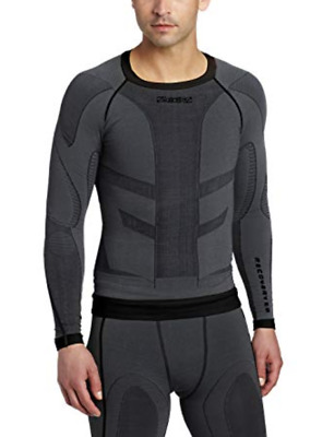 fdeba66d41 Zoot - UNISEX Ultra Recovery 2.0 CRX Compression Top - Graphite/Black -  Size 0