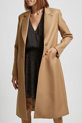 NEW SABA Prudence Long Coat  Suits, Blazers