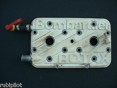 SEADOO 6810062 ROTAX 657X Engine Lower Crankcase Assembly XP