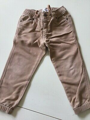 Boys Size 4 Country Road Brown Pants
