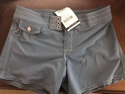 87a60b35ef NWT BIRDWELL BEACH Britches For J Crew Womens Board Shorts Swim Sz 0 ...