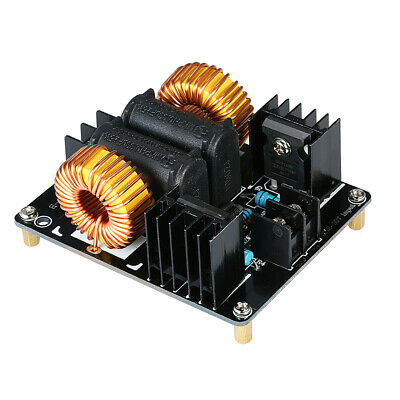 ZVS 1000W Low Voltage Induction Heating Board Module Flyback Driver Heater J7Z9