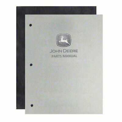Parts Manual - 4640 John Deere 4640 4640 PC1613