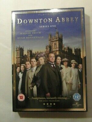Downton Abbey - The Complete First Series  - NEW SEALED DVD  #828022711 12+