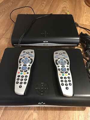 Enjoyable Sky Q 1Tb Box With Remote And Cables 55 00 Picclick Uk Wiring Digital Resources Ntnesshebarightsorg
