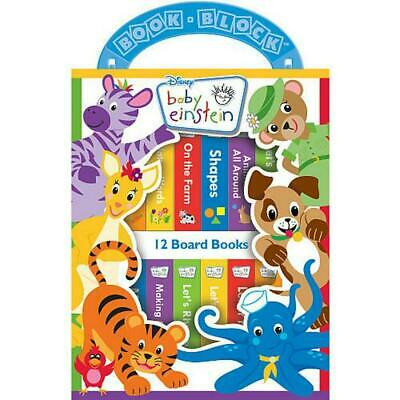 Publications INTL My First Library Baby Einstein Free Shipping!