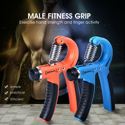 Adjustable Hand Grip Fitness Pinch Meter Portable Hand Expander  Tool UK
