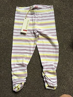 2 pairs of brand new (tags attached) girls trousers age 5-6 & 7 years, washable