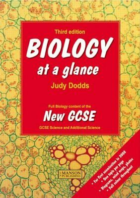Biology at a Glance, Third Edition,Judy Dodds