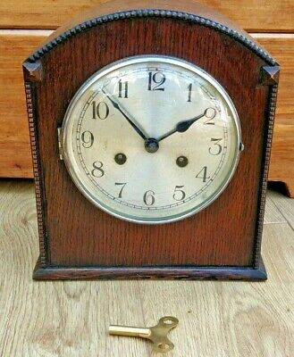 Haller Striking Mantle Clock