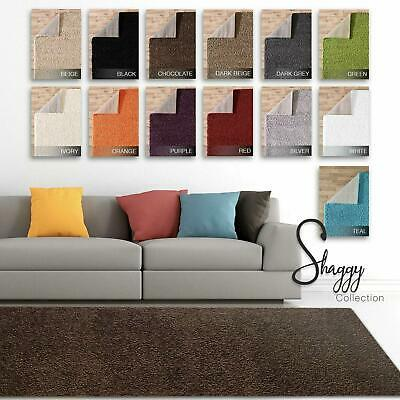 Multi Colour Thick Modern Rugs Large Rugs Shaggy Rugs Luxury Area Carpet Runners
