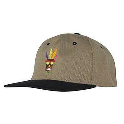 Gorra Crash Bandicoot Aku Aku