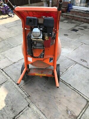 used  petrol cement mixer baby bell