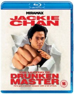 Jackie Chan, Lung Ti-Legend of Drunken Master (UK IMPORT) Blu-ray NEW