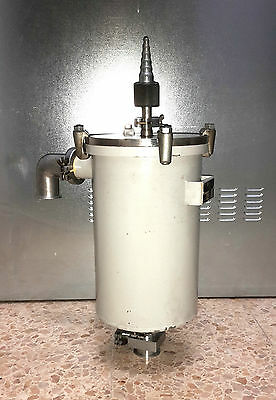 Hedrich A 20 M  Vacuum Filter With Active Carbon Cartridge Inside