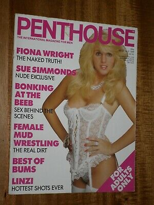Penthouse   Magazine  Vol 23   No 5