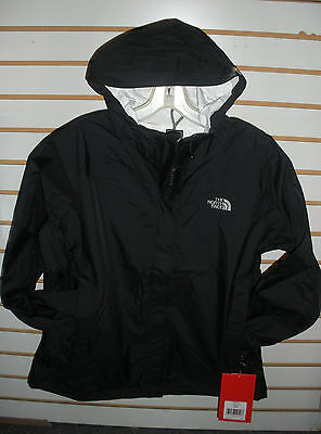 The North Face Womens Venture 2 Waterproof Jacket -A2Vcr- Tnf Black- S, M, L,Xl