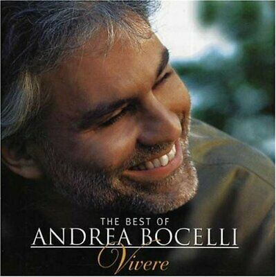 The Best of Andrea Bocelli: Vivere Audio CD NEW