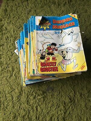Beano Superstars Comics 96 In total  Issues 1-106