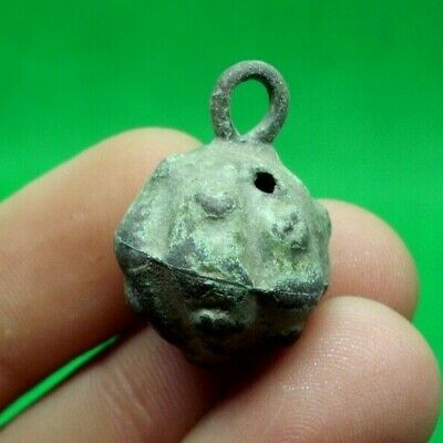 Ancient Celtic Druids Bronze Pendant For Aromatic Oils - 200/100 Bc