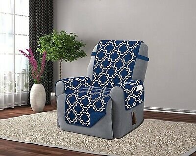 Fabulous Recliner Arm Chair Cover With Side Pockets Lazy Boy Spiritservingveterans Wood Chair Design Ideas Spiritservingveteransorg
