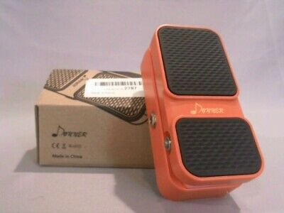 Donner  Vowel Mini Active Wah Volume Effect Guitar Pedal