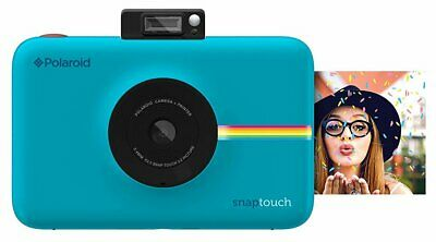 Polaroid Snap Touch Blue Fotocamera Digitale Touchscreen con Stampa istantane...
