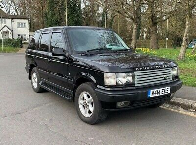 Land Rover Range Rover 4.0SE P38 - Low Milage Owned by Bernie Fineman NO RESERVE
