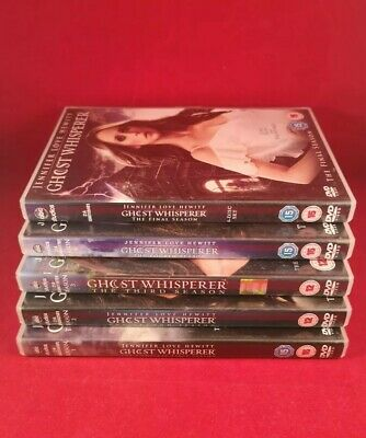 Ghost Whisperer - The Complete Series Collection (Season 1-5)