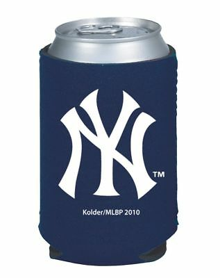 New York Yankees Fan Pack - Can Coozie Koozie Holder, Keychain & Window Decals