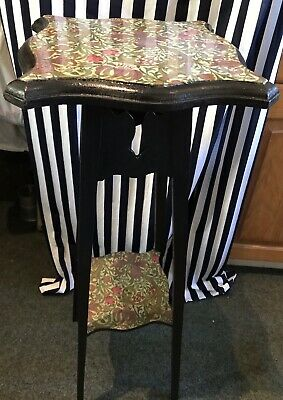 Edwardian Painted Jardiniere Plant Stand