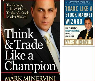 Think Trade Like Champion + Trade Like Stock Market Wizard  (DoWnLoAd*)