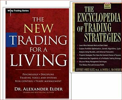 New Trading for a Living + Study Guide (1 FREE)    PC/Tab/Phone*ONLY*