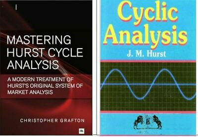 Mastering Hurst Cycle Analysis (Grafton) + Cyclic Analysis (Hurst)(Phone/Tab/PC*