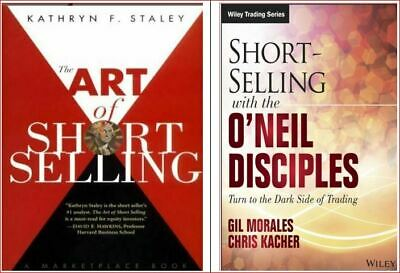 Short Selling with O'Neil Principles + Art of Short Selling Phones/Tab/PCs*ONLY*