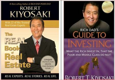 Rich Dad's Guide to Investing +  CashFlow Quadrant (Kiyosaki)(Download*Only)