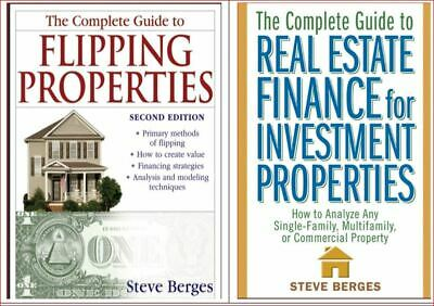 Complete Guide Flipping Properties + Real Estate Finance Investment (DoWnLoAd)