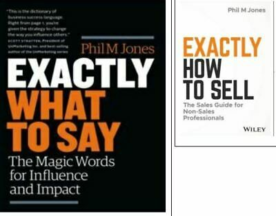 Exactly how to Sell + Exactly What to Say (DoWnLoAd*Only*)