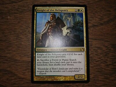 1x Knight of the Reliquary Modern Masters NM-Mint English MTG