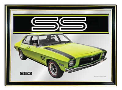 Bar-Mirror-Picture-Sign-Artwork-Suit-Lime-Holden-Hq-Ss-253-Enthusiast