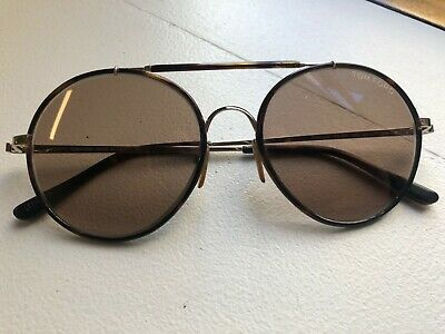 b18f40bee41b4 TOM FORD SAMUELE Sunglasses Tf 246 28J Havana Brown Frame Brown Lens ...