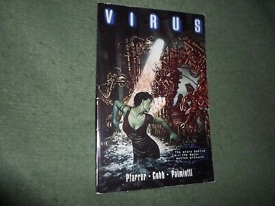 Virus, Dark Horse Comics, Pfarrer, Cobb and Palmiotti
