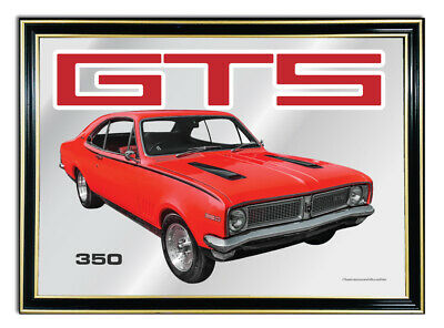 Bar-Mirror-Picture-Sign-Artwork-Suit-Red-Holden-Hg-Gts-Coupe-308-Enthusiast