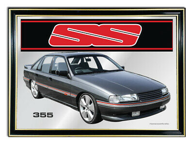 Bar-Mirror-Picture-Sign-Artwork-Suit-Grey-Holden-Vn-Ss-355-Enthusiast
