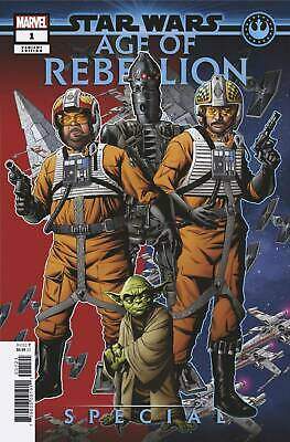Star Wars Age of Rebellion Special #1 Marvel 2019 Mike McKone Variant Cover