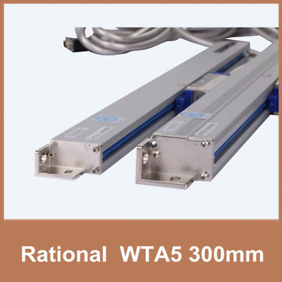 Free Shipping Rational WTA5 linear system 5um 300mm TTL 5V 0.005mm power linear