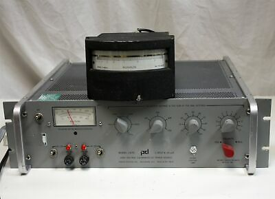 Sensitive Research ESDEW Electrostatic Voltmeter 1kV / 1000V Range, Tested!