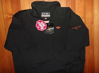 bf7b06ea041 Zero Restriction Gore-Tex Wind Stopper Waterproof Packable Golf Jacket XL  -NWT-