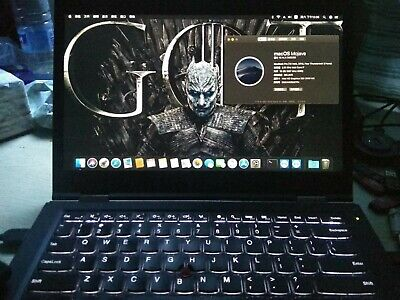THINKPAD X1 CARBON 14'' Hackintosh Perfect Function 4th Gen
