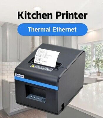 80mm Thermal Receipt Network/Ethernet POS Printer [Epson Compatible]